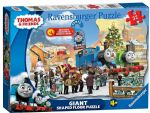 Ravensburger THOMAS & Friends GIANT SHAPED FLOOR PUZZLE - 4+ NEW